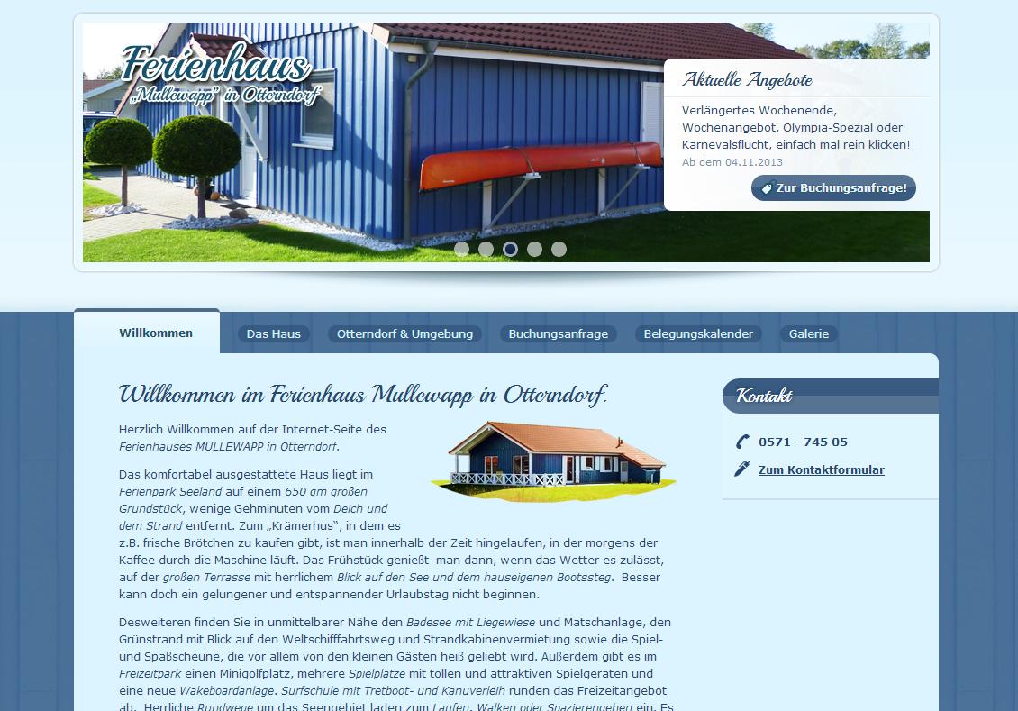 Drupal CMS Lösungen für Ferienwohnungen