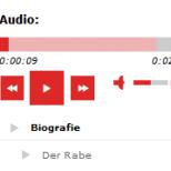 Audio Wiedergabe in einer Künstler-Community, umgesetzt von DROWL Drupal Lösungen aus Ostwestfalen-Lippe.