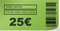 Drupal Webdesign Online Gutscheinverkauf & -verwaltung
